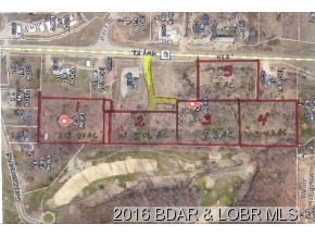 (Full Legal to Govern) 3 acres of parcel Part of 052003002001012000 Miller County, MO. Taxes to be determined